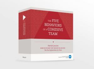 The Five Behaviors of a Cohesive Team – Facilitator Kit