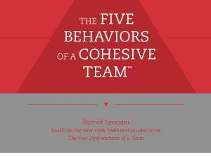 The Five Behaviors of a Cohesive Team Facilitator Accreditation
